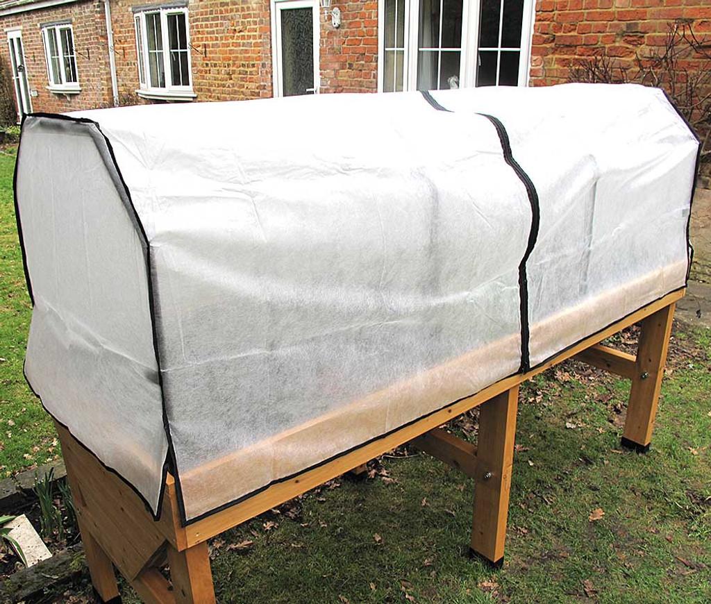 Medium VegTrug Fleece Cover