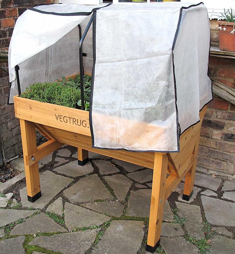 Small VegTrug Fleece Cover