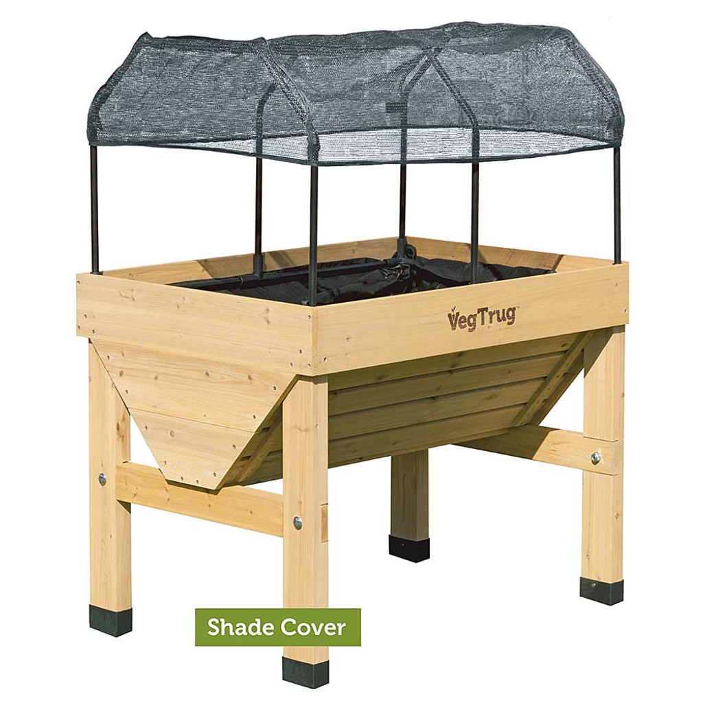 Small VegTrug Shade Cover