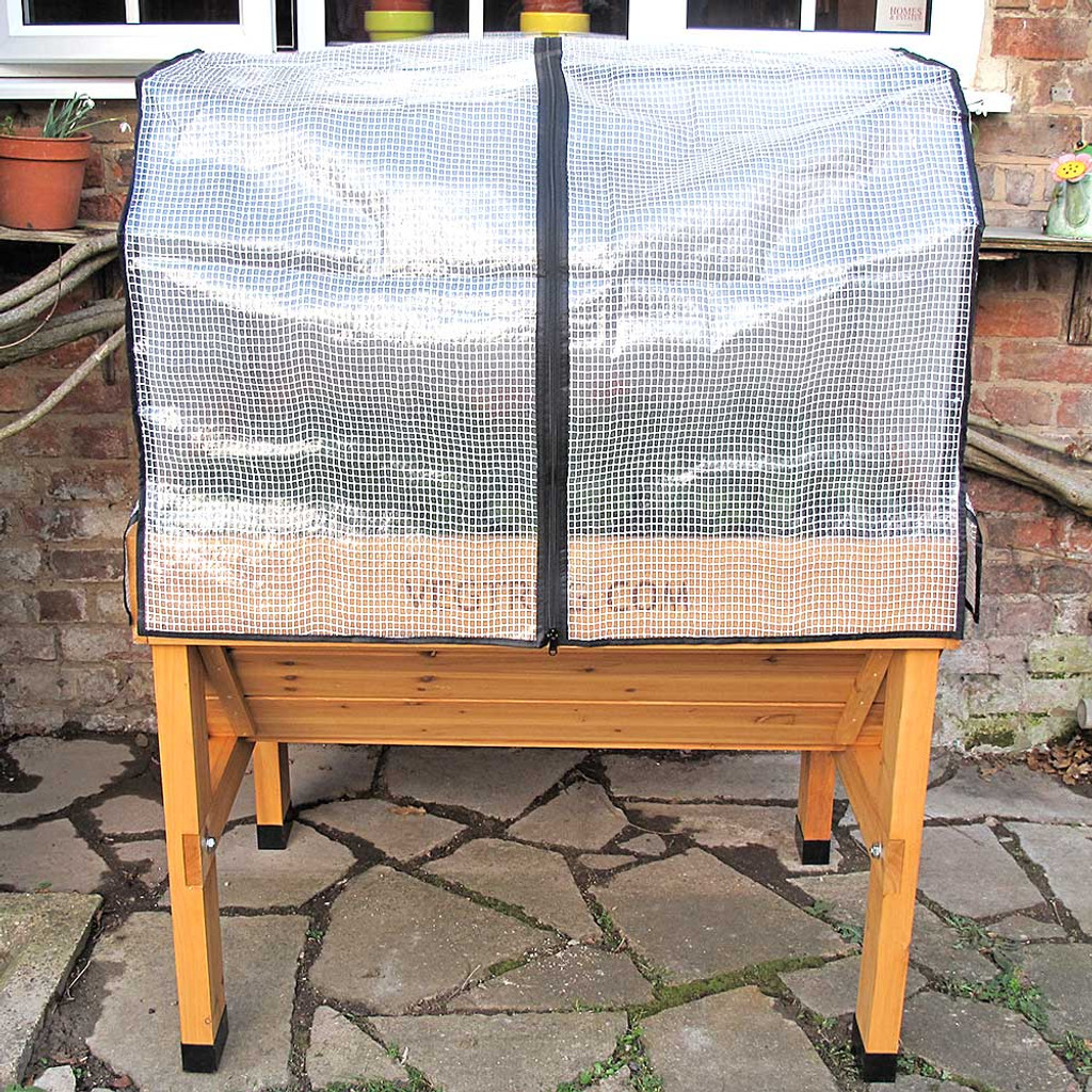 Small VegTrug Frame and Greenhouse Cover
