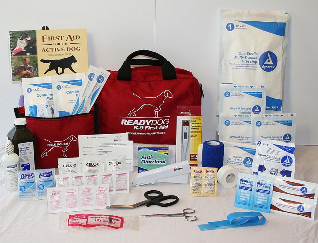 Ready Dog Professional Trauma / Field Aid Kit