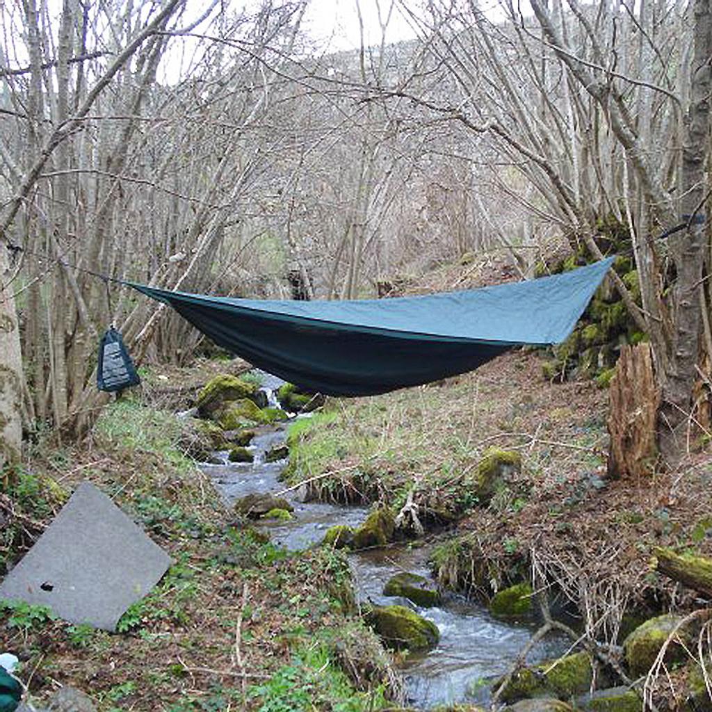 Hennessy Hammock Expedition Asym Zip Hammock Tent