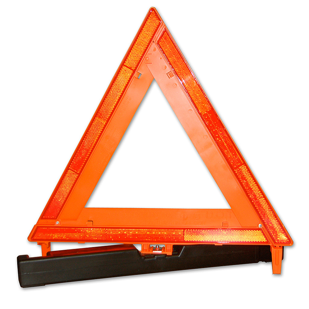 AAA Emergency Roadside Warning Triangle