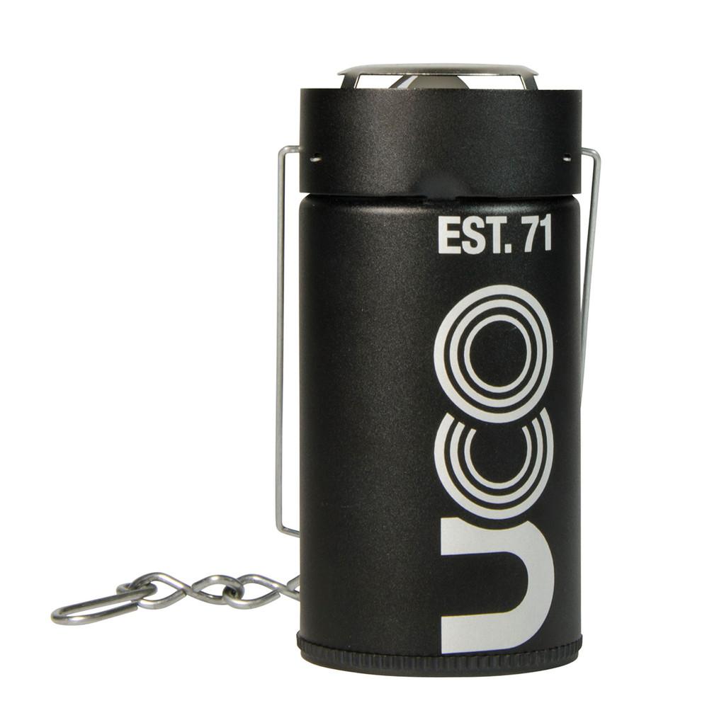 Collapsed Original Candle Lantern Kit - Black