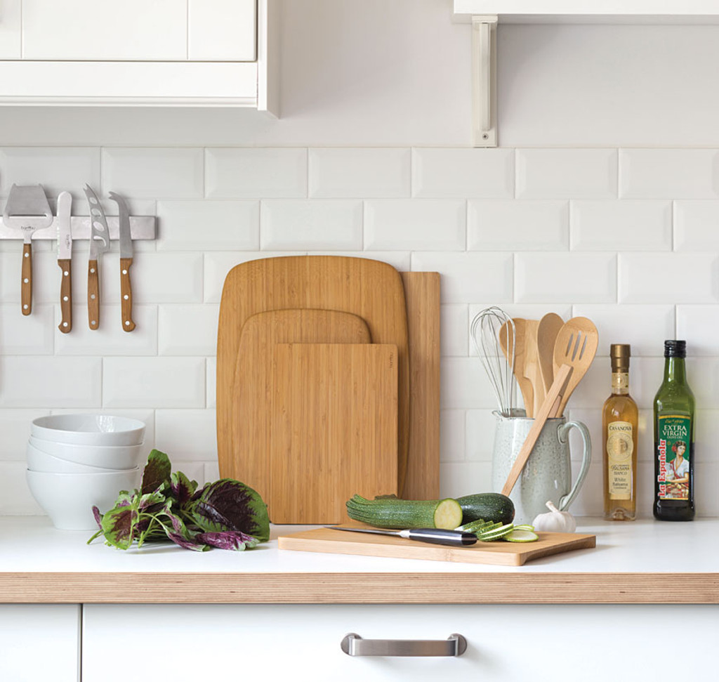 Bambu Undercut Cutting Boards