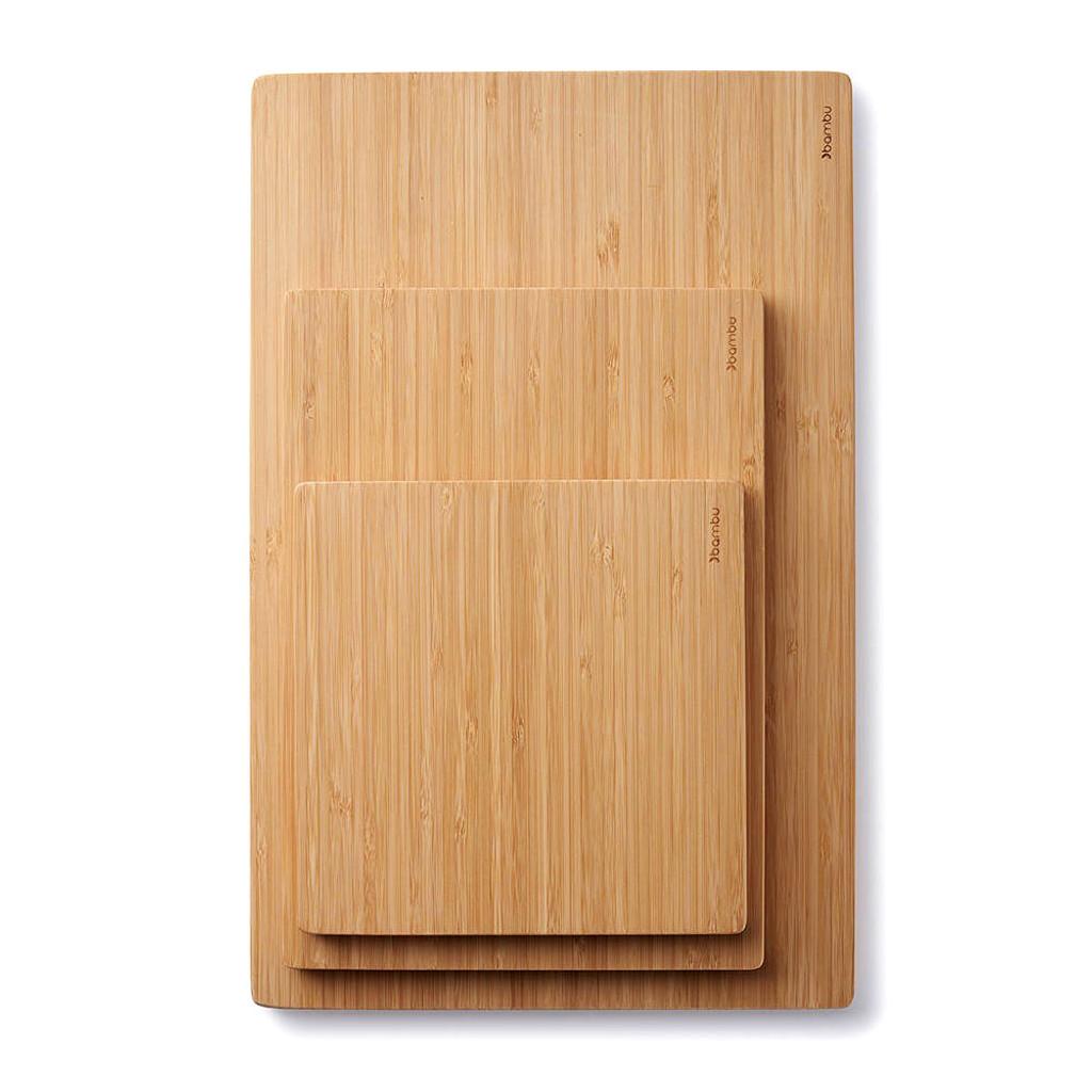 Bamboo Undercut Cutting & Serving Boards