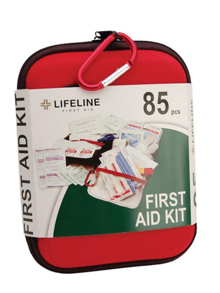 Large Hard Shell Foam First Aid Kit
