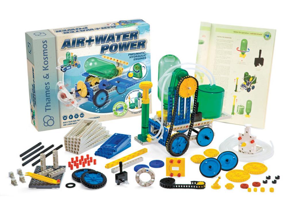 Air & Water Power
