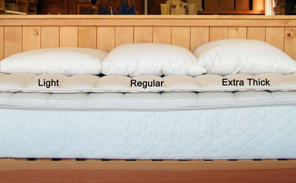 Natural Wool Pillows