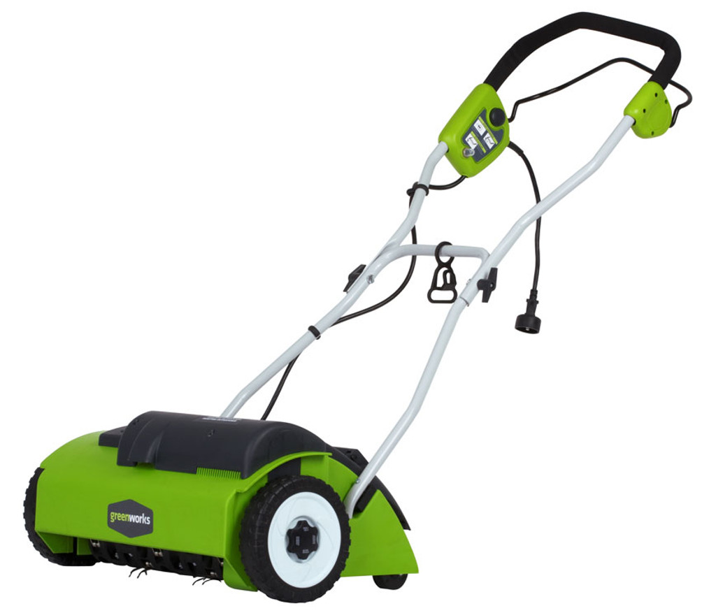 Greenworks 10 Amp Electric Dethatcher