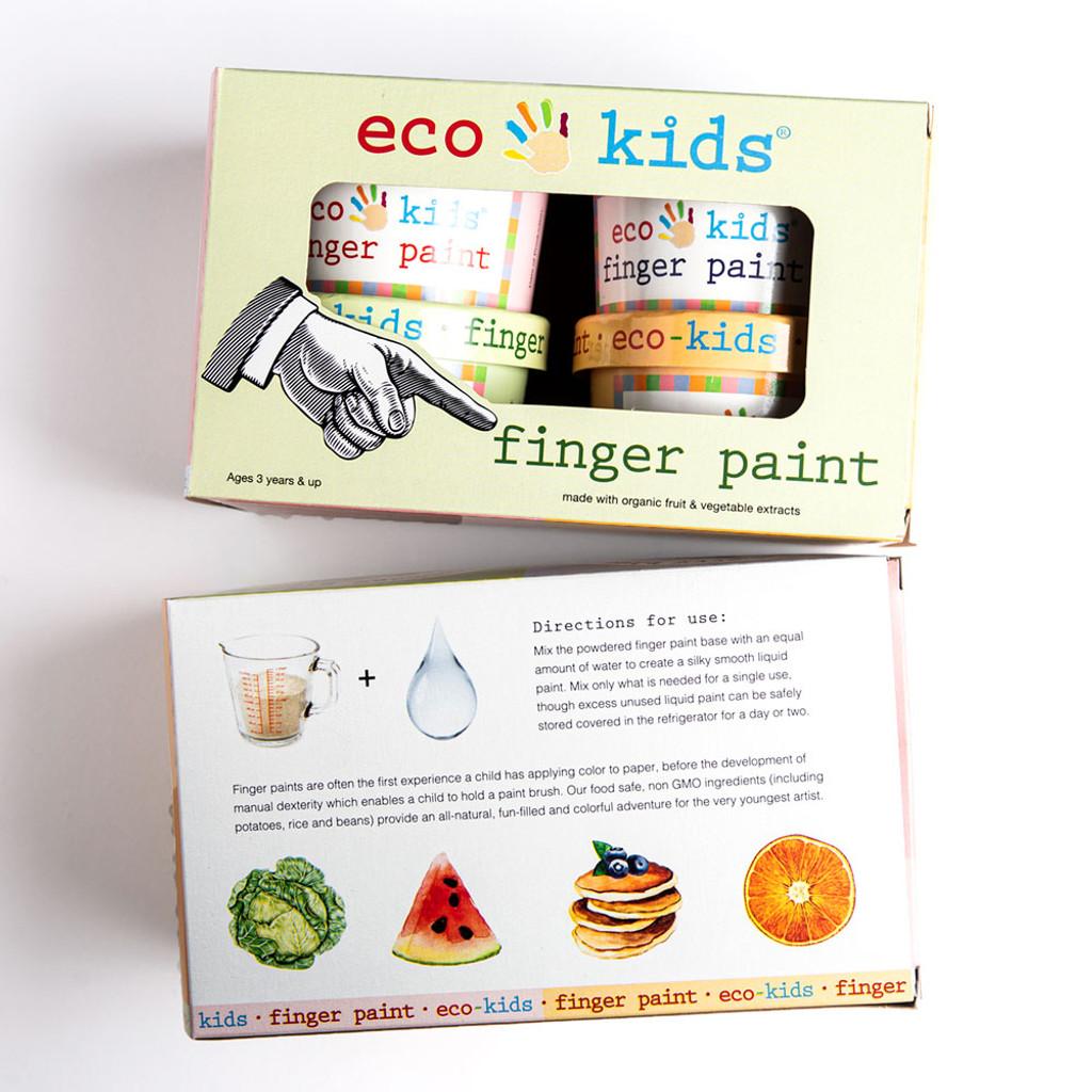 Eco-Finger Paint