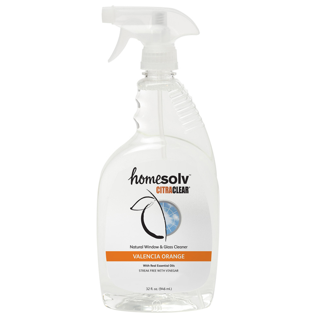 CitraClear Natural Window and Glass Cleaner