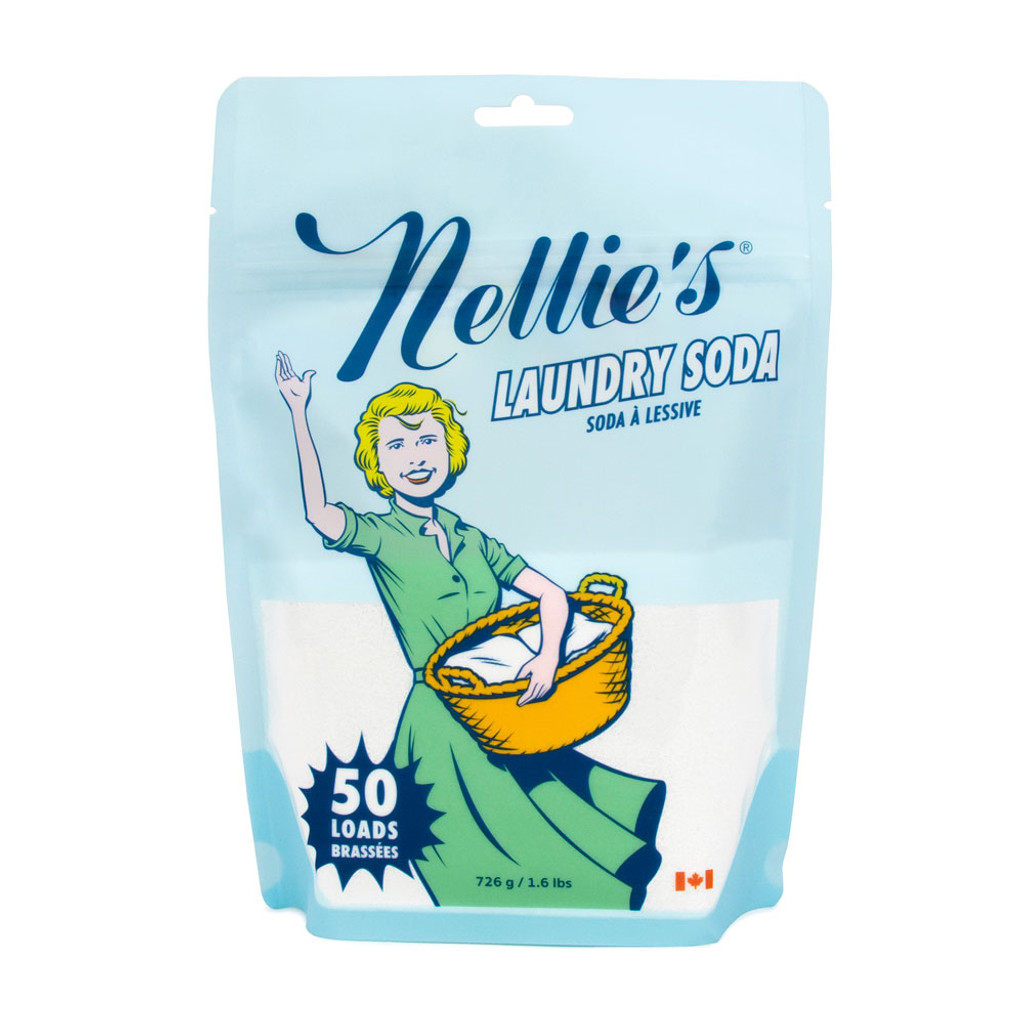 Nellie's All-Natural Laundry Soda - 50 Loads
