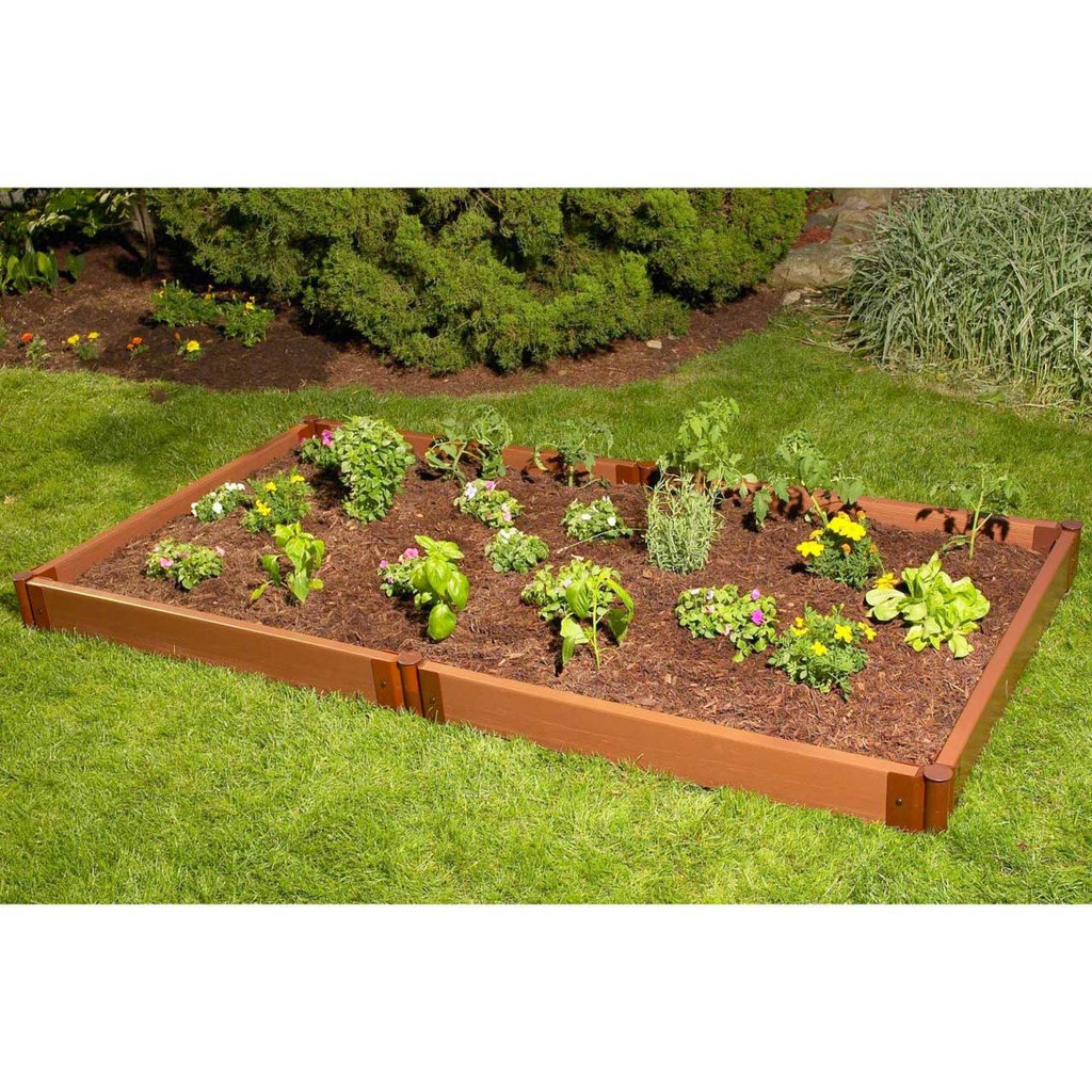Composite Raised Garden Bed - 4' x 8' x 5.5""