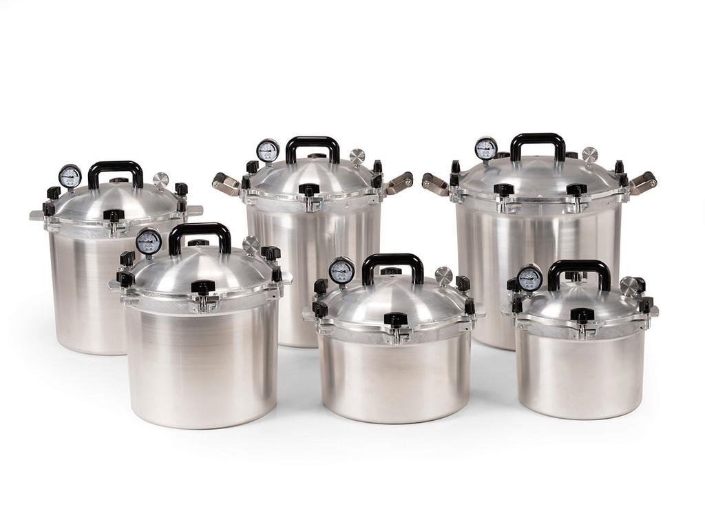 All-American Pressure Canner/Cooker - 21.5 quart