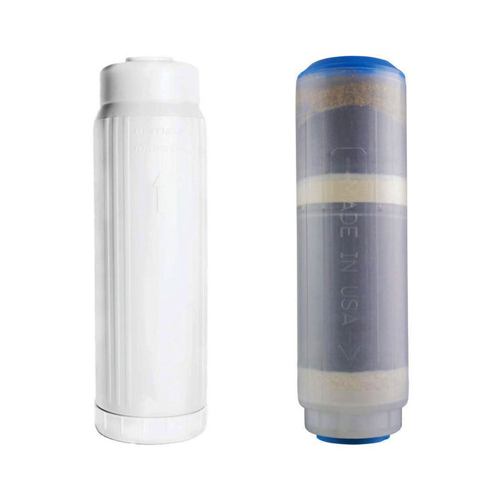 Premium 10-Stage Countertop Filtration System Refill Cartridge