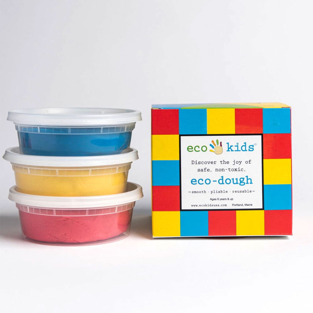 Eco-Dough 3-Pack