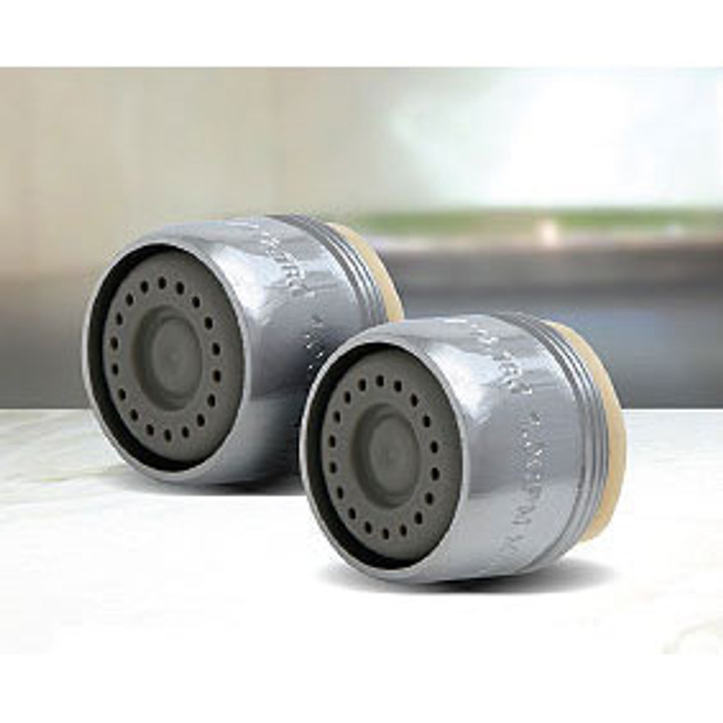 Low Flow Faucet Aerator 1.0 GPM (2-Pack)