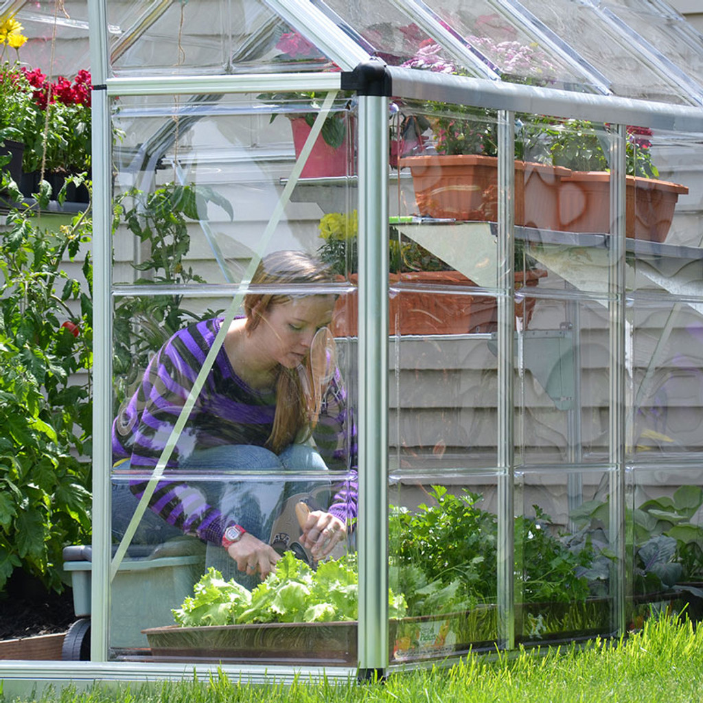 Snap & Grow Greenhouses - 6' Widths
