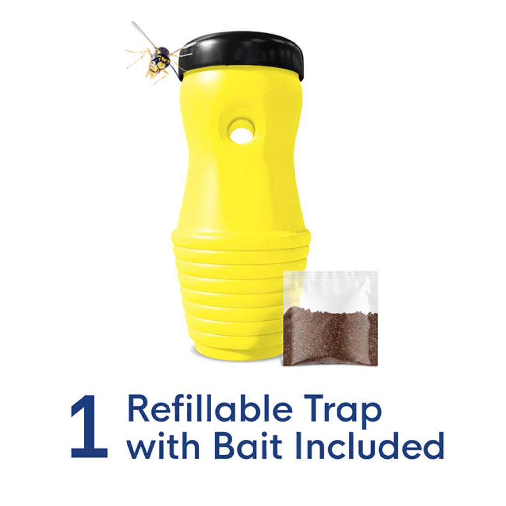 Non-Toxic Yellowjacket & Wasp Trap
