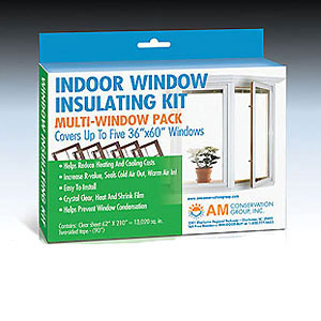Window Insulator Kit
