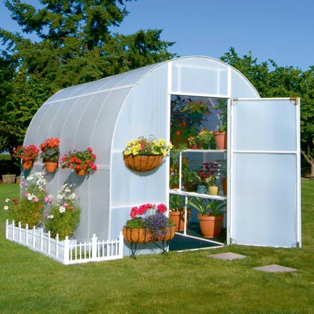 Solexx Gardener's Oasis Greenhouse Kit
