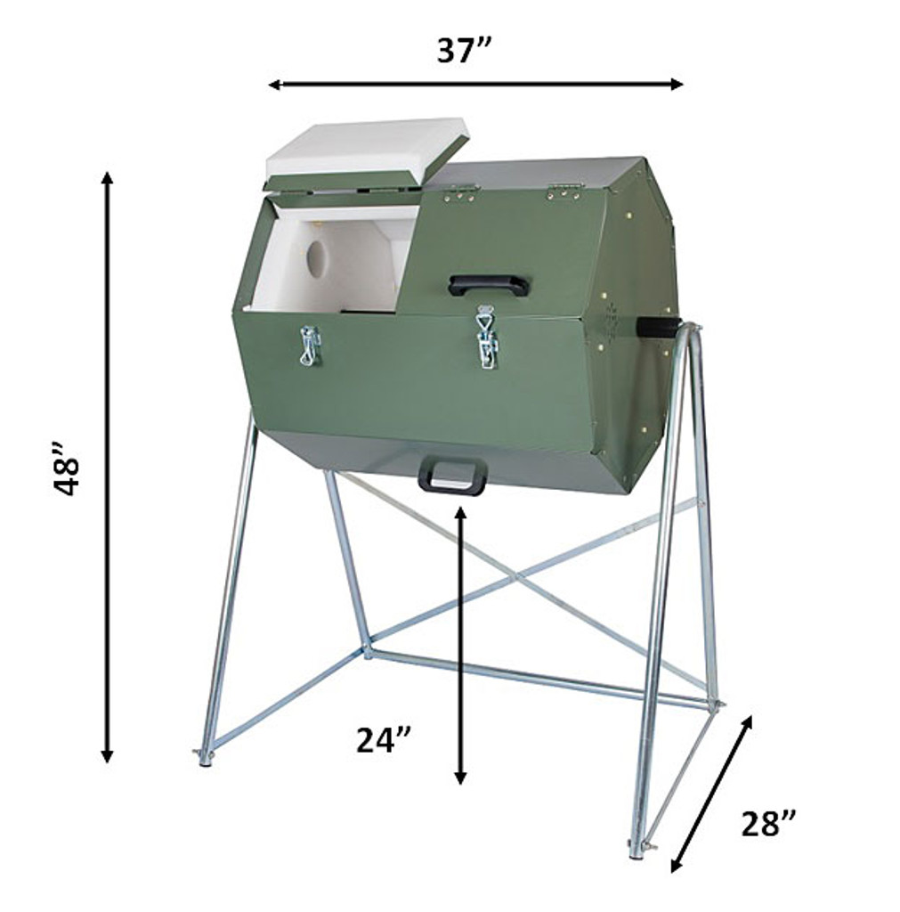 Jora JK125 Composter - 4.5 Cubic Feet