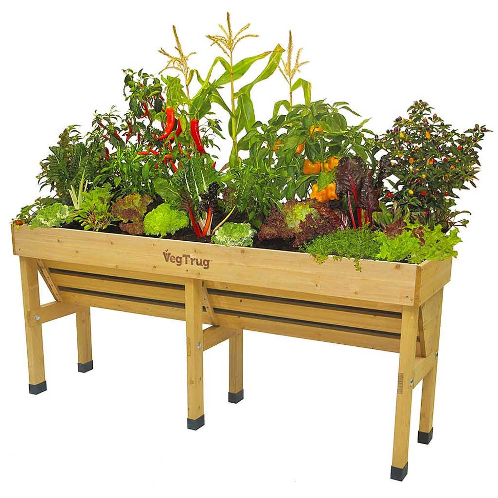 VegTrug Wallhugger Raised Garden Planter
