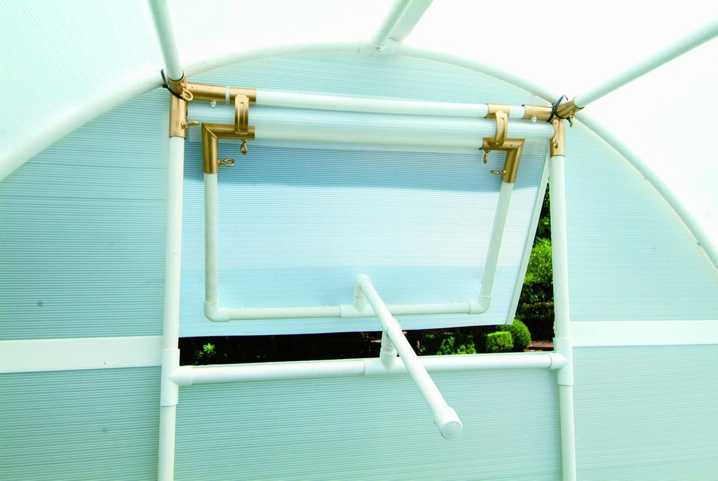 Solexx Harvester Greenhouse Kit - 8' x 8' x 8'