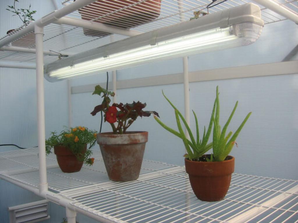 Optional shelves