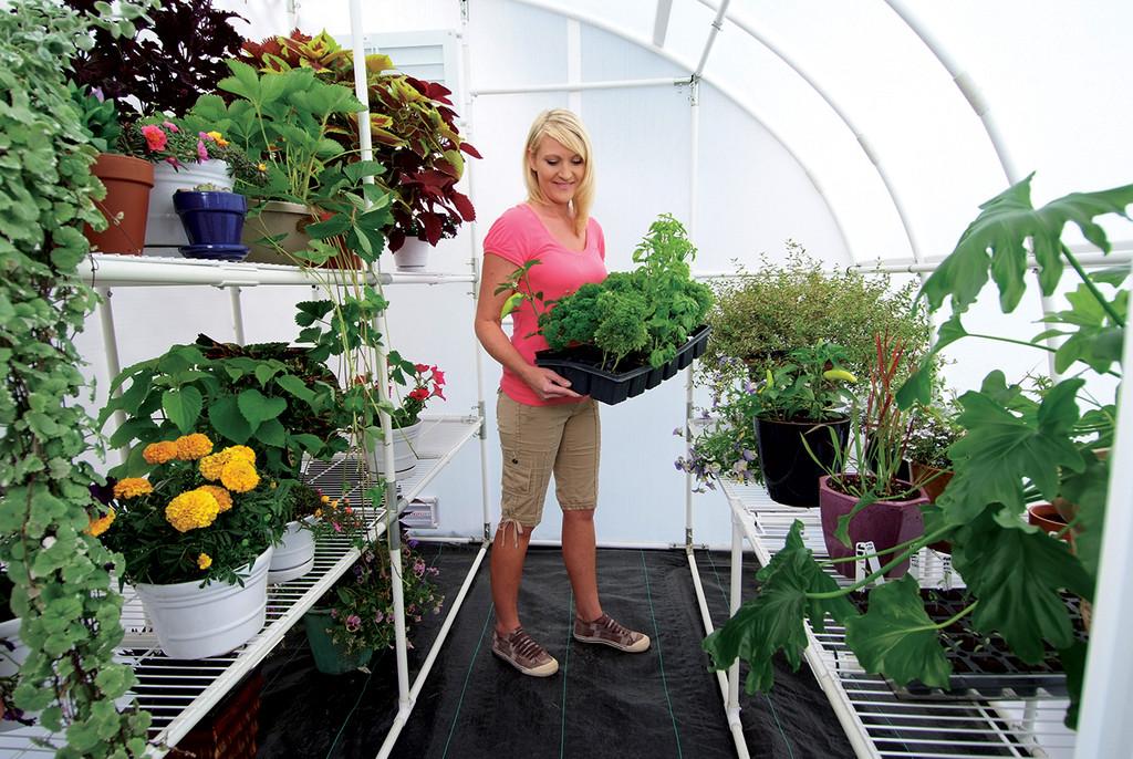 Solexx Harvester Greenhouse Kit