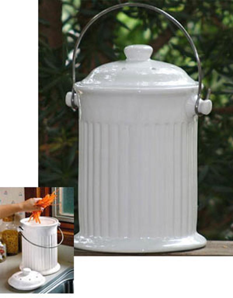 Ceramic Compost Keeper