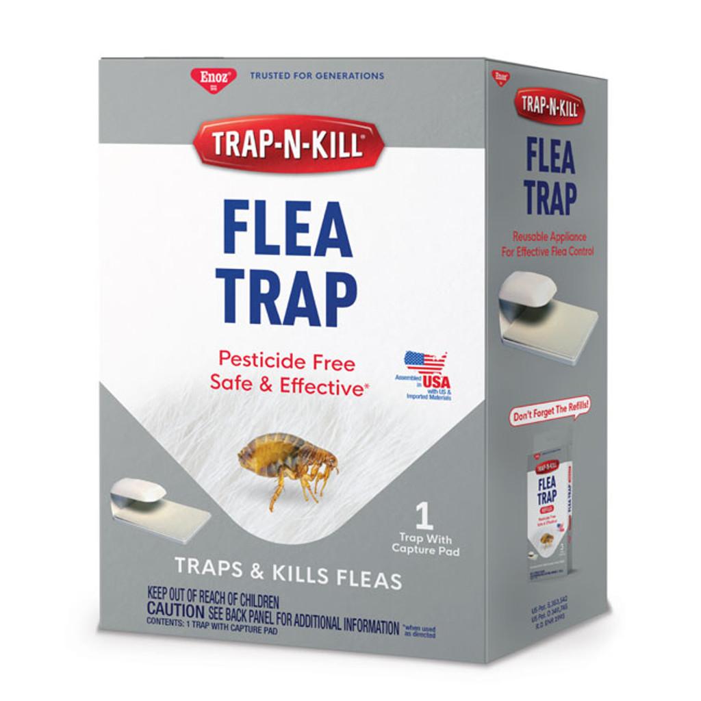 Electric Flea Trap