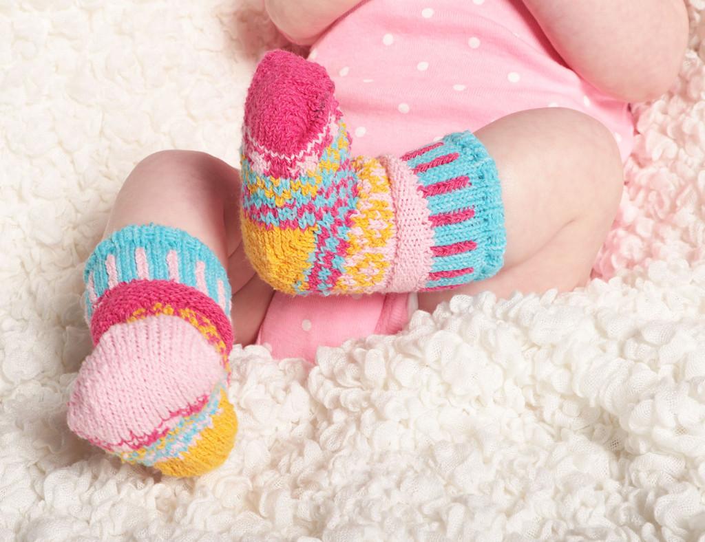 Cuddle Bug Baby Socks