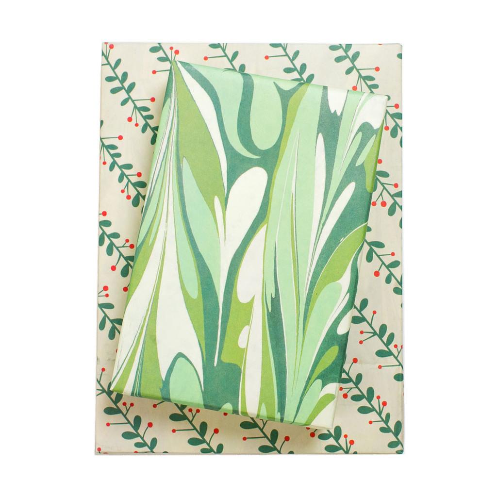 Marbled / Mistletoe