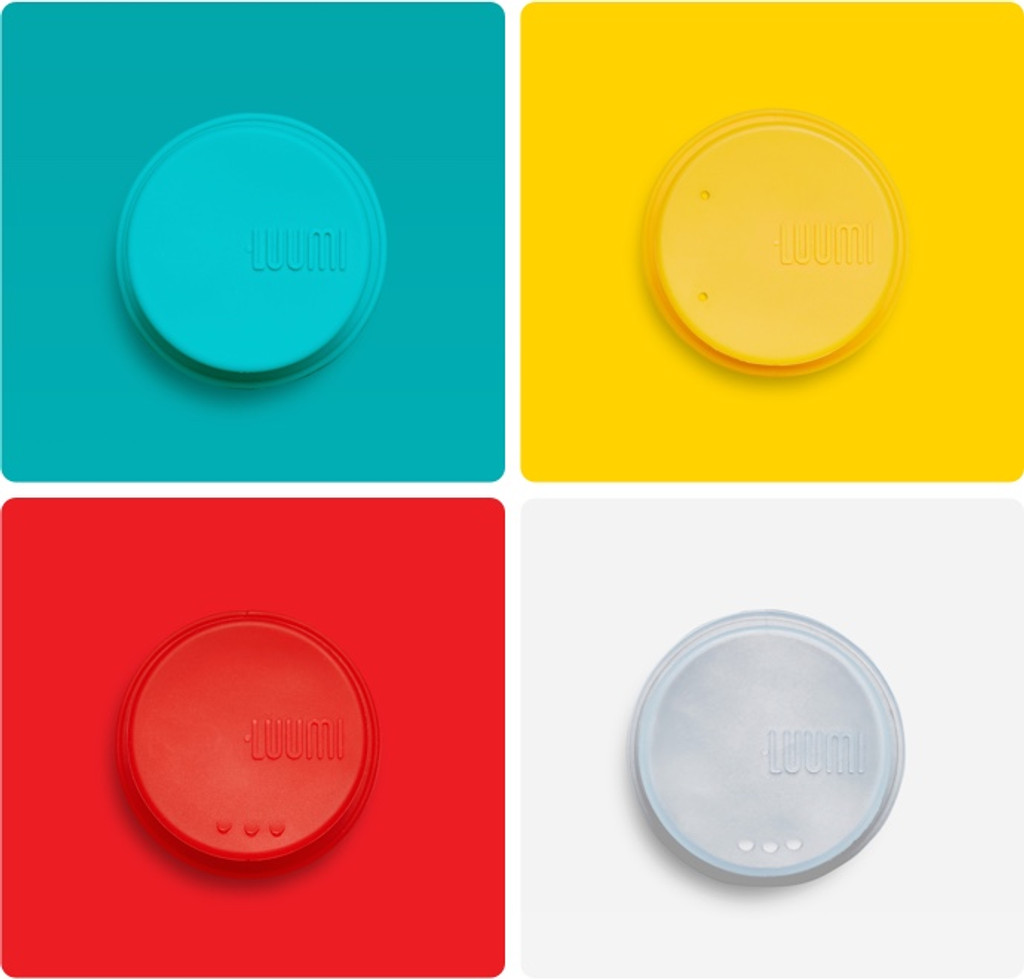 Luumi Silicone Sealed Lid
