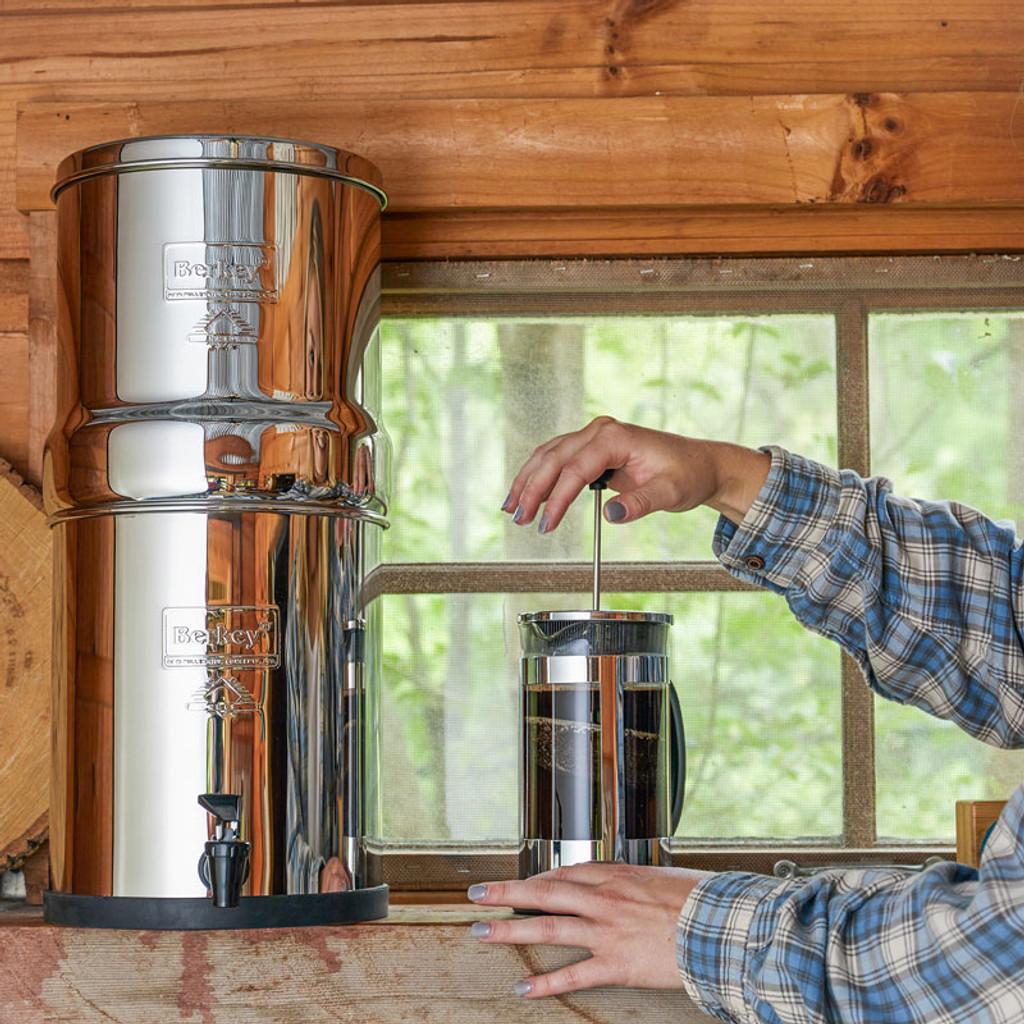 Travel Berkey Water Purification System