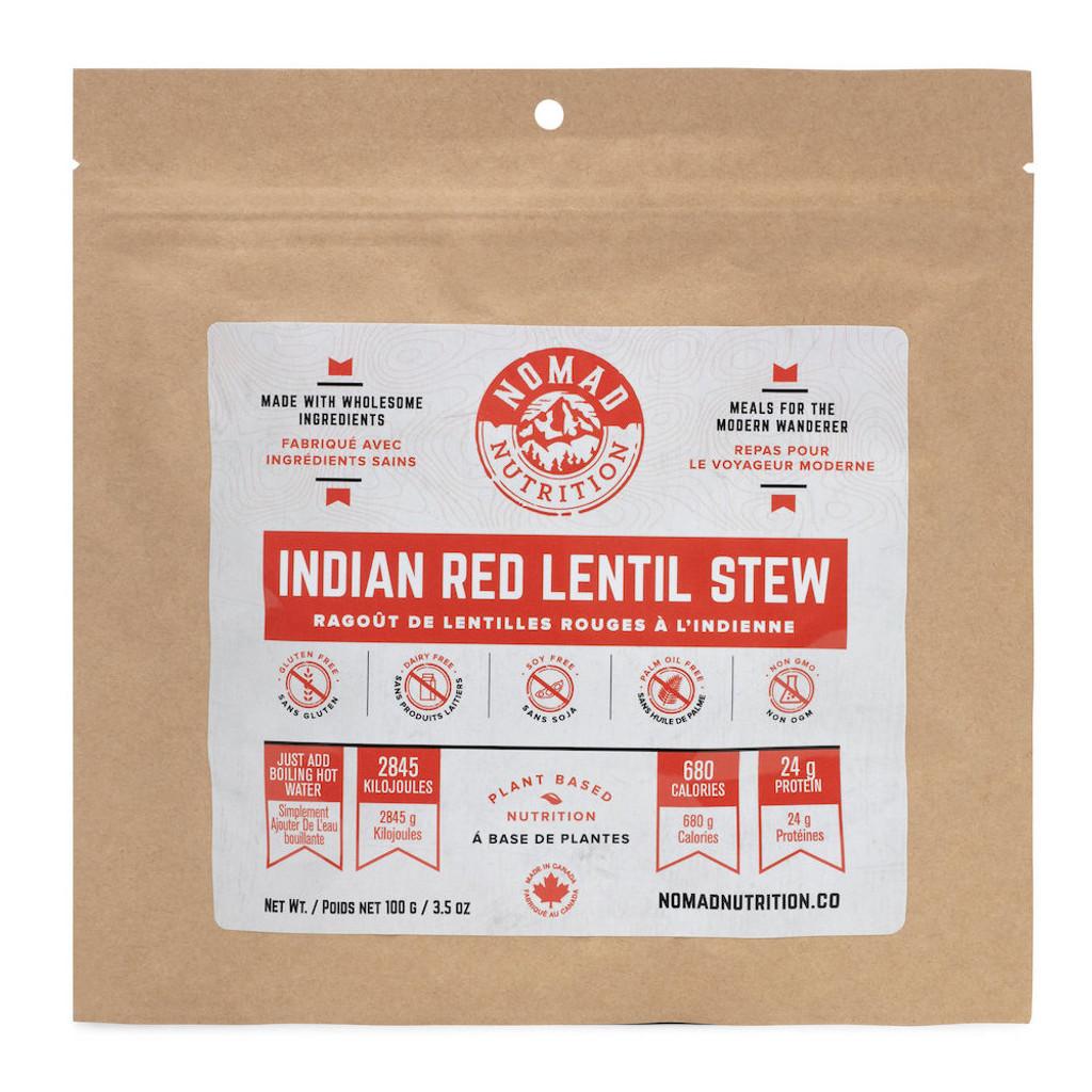 Nomad Indian Red Lentil Stew