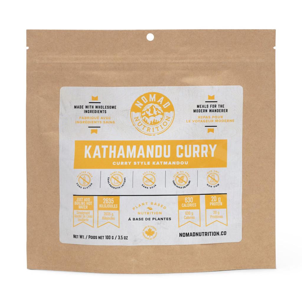 Nomad Kathmandu Curry