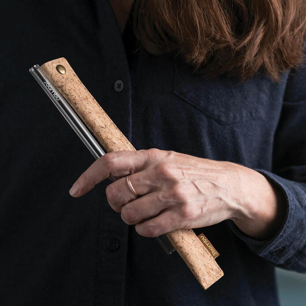 Reusable Straw Sleeve