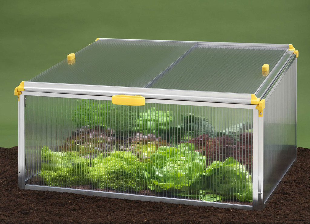 Premium Double-Walled Cold Frame - 3' Long