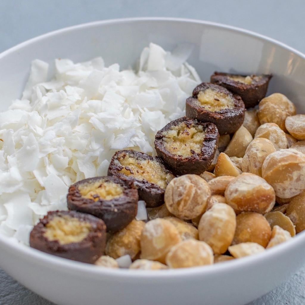 Trail Truffles Coconut Macadamia - 4 Pack