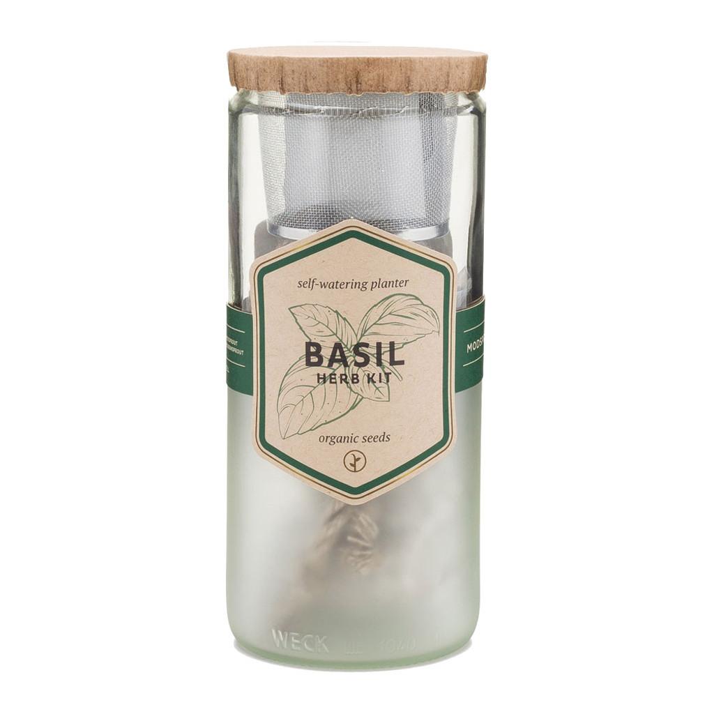 Basil Eco Planter