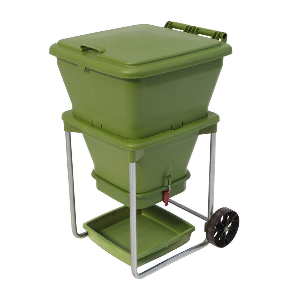 Hungry Bin - Continuous Flow Worm Composter