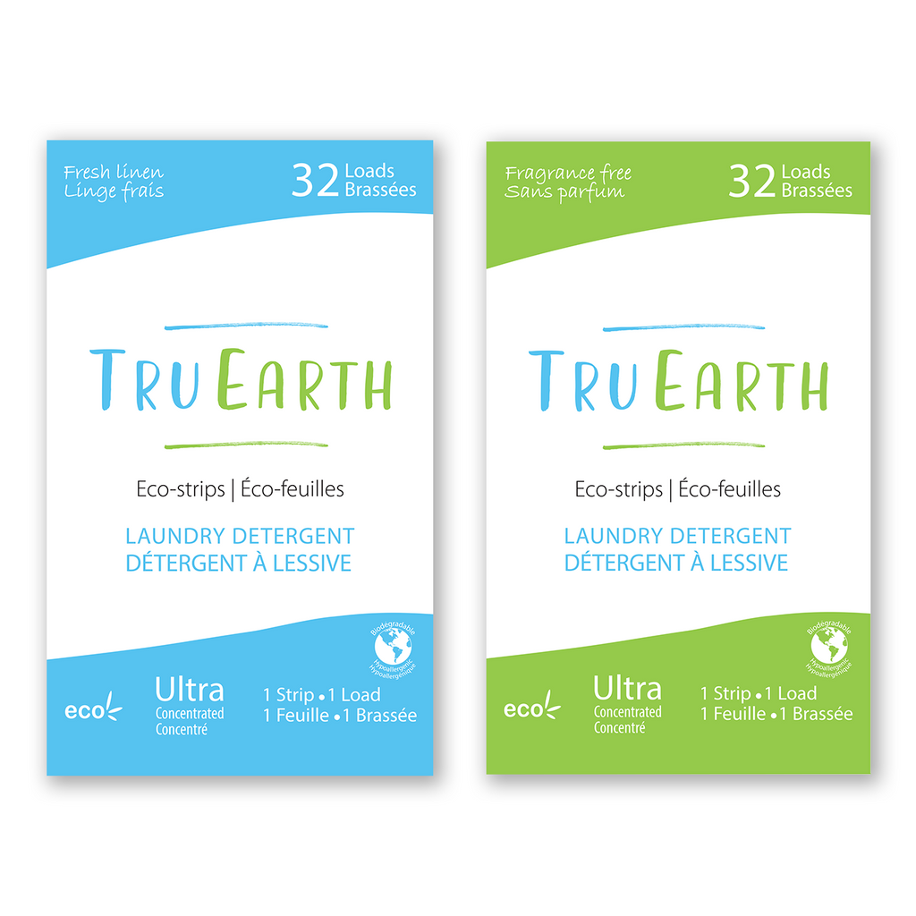 Tru Earth Eco Laundry Strips