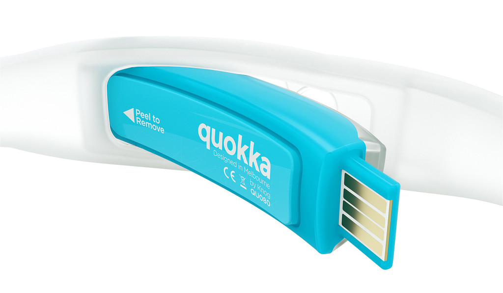 Quokka Run Silicone Headlamp