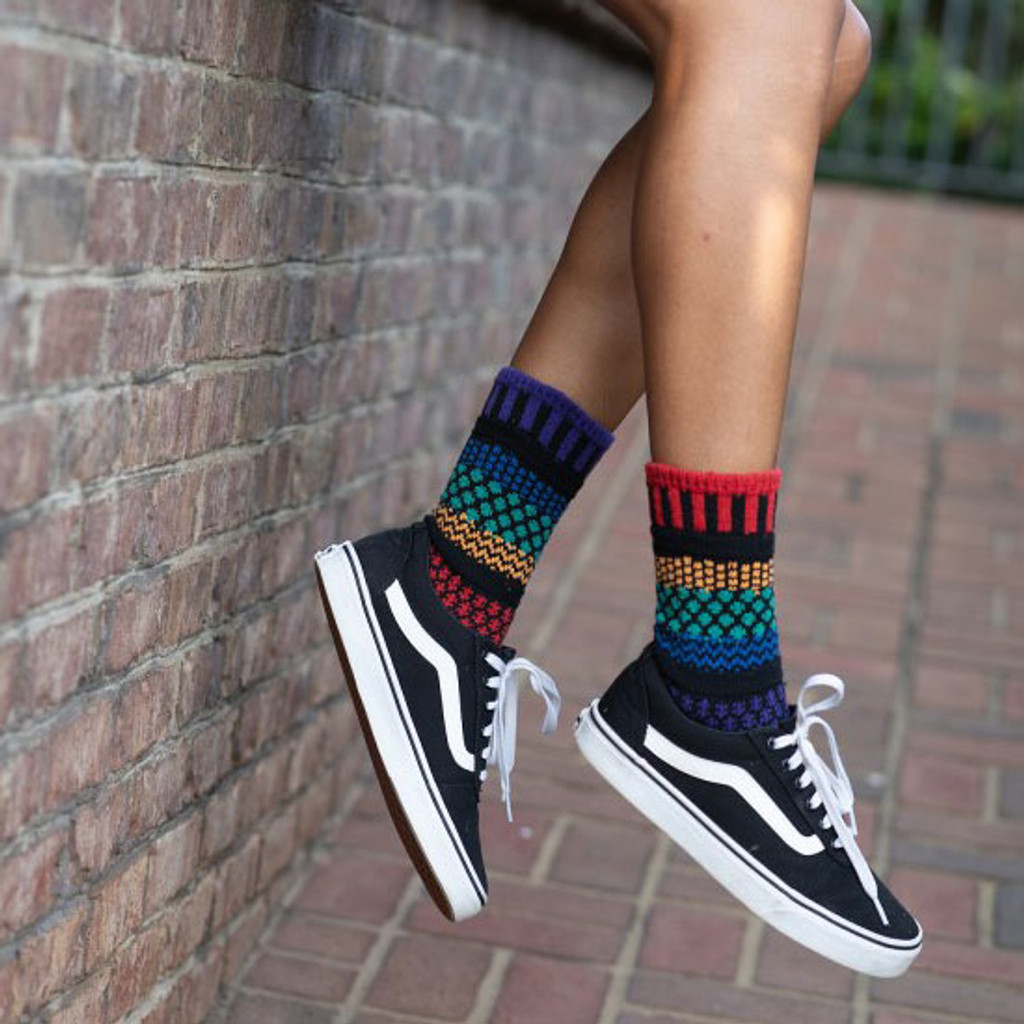 Gemstone Recycled Cotton Socks