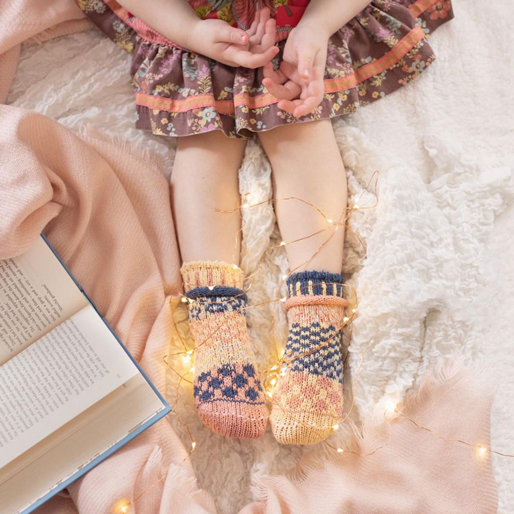 Pearl Baby Socks