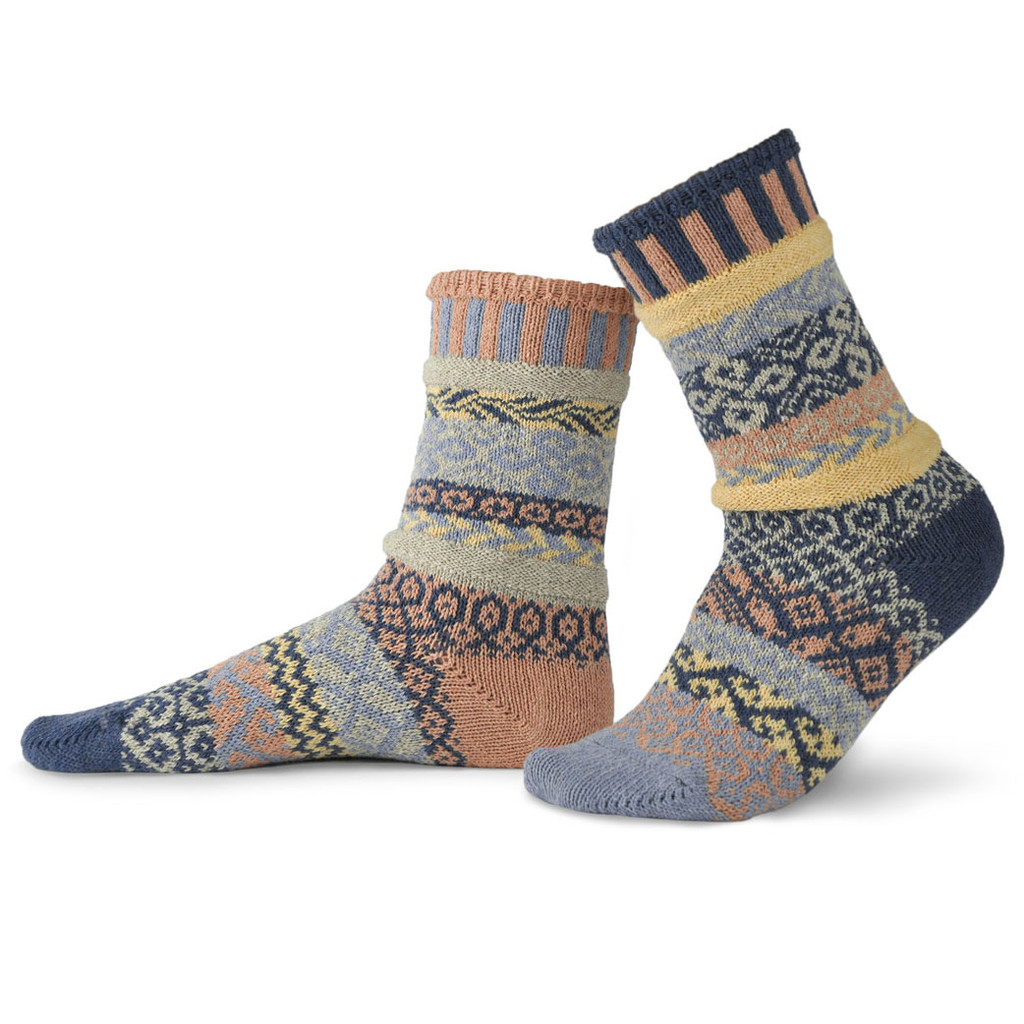 Mirage Recycled Cotton Socks