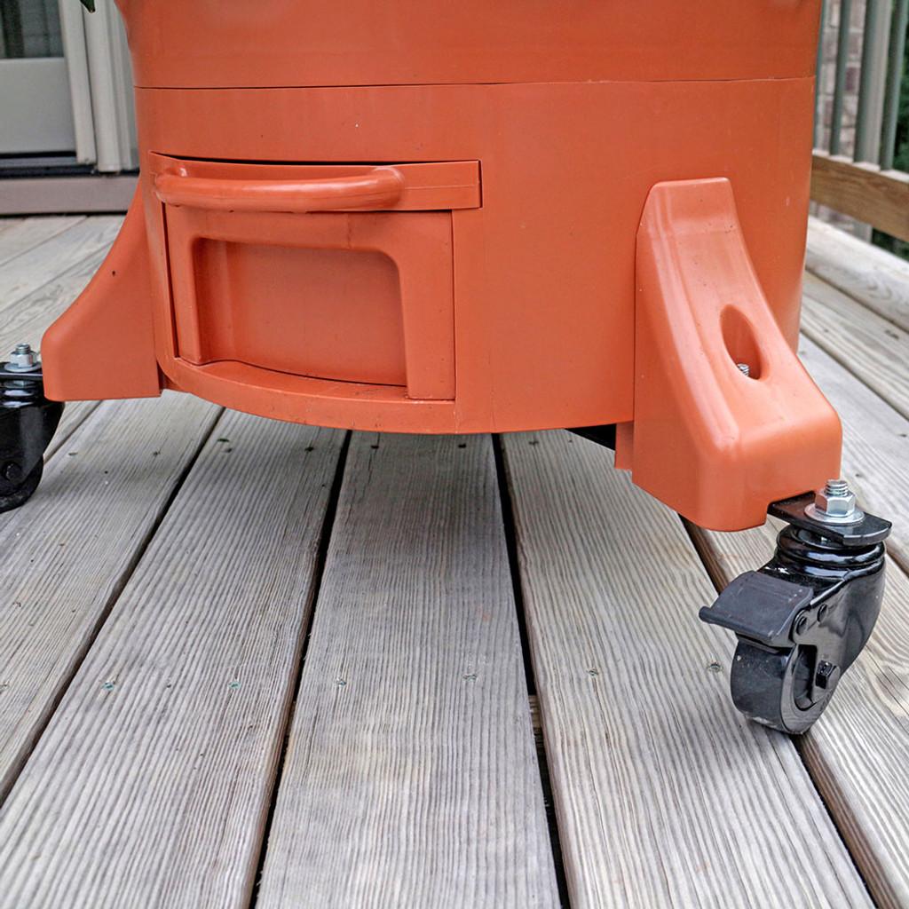 Optional Caster Wheel Kit